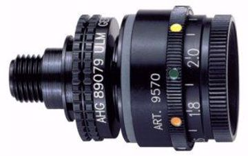 Picture of AHG Iris Disc Color and Optics